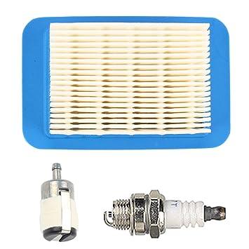 a226000032 Filtro de aire Filtro de combustible bujías Tune Up Kit para Echo 90156 90151 90070 ...