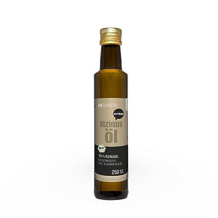 wohltuer bio rizinusöl 250 ml