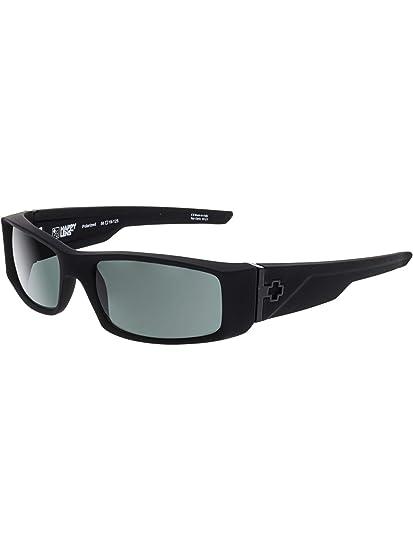 7d92f4426f6 Spy Optic Hielo 670375973864 Polarized Rectangular Sunglasses