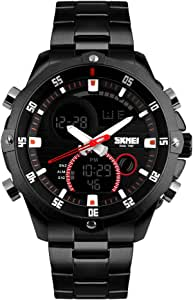Skmei Sport Watch For Men Analog Alloy - J0428B-M23
