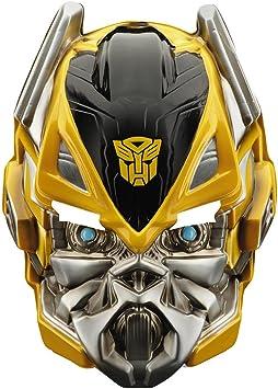 Disfraz Máscara de niño Jugar de Transformers – Bumblebee: Amazon ...