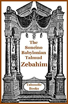 Talmud Zebahim (Soncino Babylonian Talmud Book 41) by [Freedman, H.]