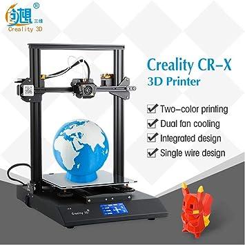 Laecabv Creality CR-X 3D Printer Impresora 3D - Impresora 3D ...