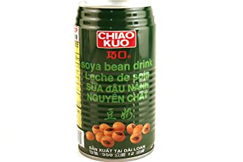 Soya Bean Drink (Leche De Soja) - 12fl Oz [Pack of 6]