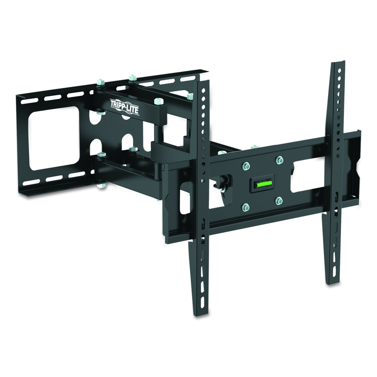 Tripp Lite Swivel/Tilt Wall Mount with Arm for 26'' to 55'' TVs, Monitors, Flat Screens, LED, Plasma or LCD Displays (DWM2655M)