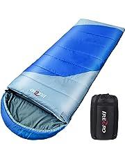 Unitify Saco de Dormir, Senderismo y Outdoor Professional 1,8 kg / 22.2m