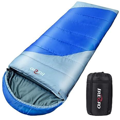 Unitify Saco de Dormir, Senderismo y Outdoor Professional 1,8 kg / 22.2m Revestimiento Impermeable Bolsa de compresión: Amazon.es: Deportes y aire libre