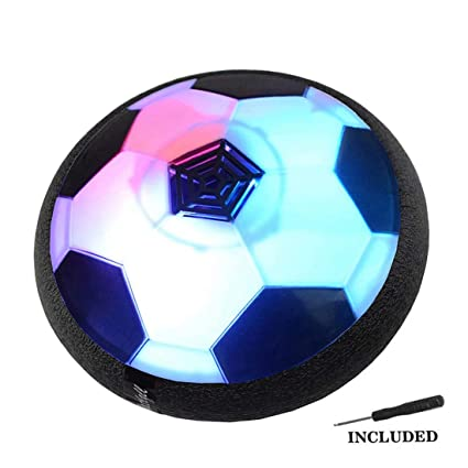 eb5142017de3 Image Unavailable. Image not available for. Color  JTORD Hover Soccer Ball  Hovering Ball Toys ...