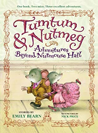 book cover of Adventures Beyond Nutmouse Hall