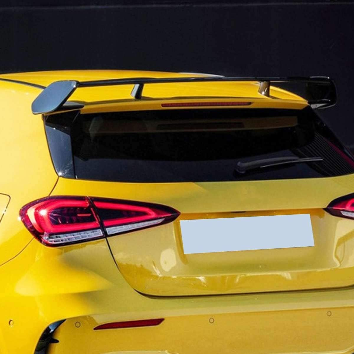Coffre de voiture arri/ère Splitter Air Glossy un becquet Wing for Mercedes Benz Classe for W177 A35 A180 A200 A220 A260 for AMG 2019+