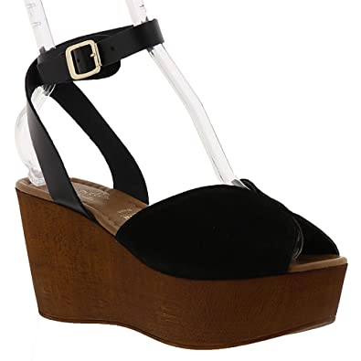 421004527647 Seychelles Womens Laugh More Platform Sandal