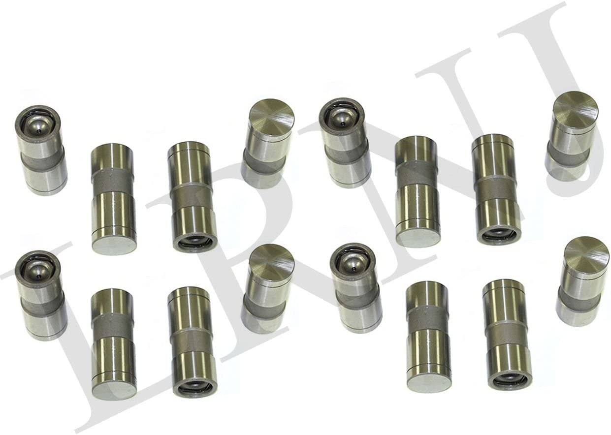 BRITPART HYDRAULIC TAPPET SET OF 16 COMPATIBLE WITH LAND ROVER RANGE ROVER CLASSIC /& P38 V8 ENGINE PART # ERC4949