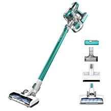 Tineco A11 Master Cordless Vacuum Cleaner, 450W Digital Motor, Duo Ion Battery, Instant Charging Powerhouse, Cordless Stick Vacuum with High Power, Lightweight Handheld