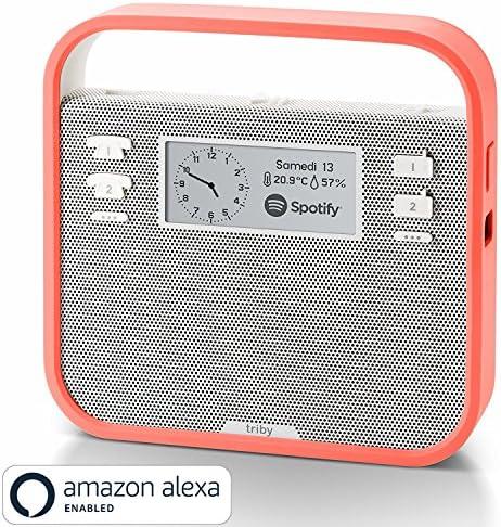 Amazon.com: Triby - Altavoz conectado para la cocina ...