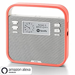 Triby - Smart Portable Speaker with Amazon Alexa, Red (B017WL4KNC) | Amazon price tracker / tracking, Amazon price history charts, Amazon price watches, Amazon price drop alerts