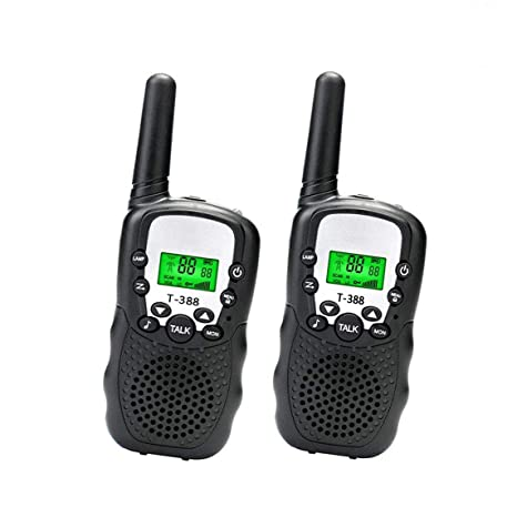 Amazon BlTy Toys For 3 15 Year Old Boy Gifts Teen Girls Boys Walkie Talkies Kids Birthday Presents1PairBlack Games