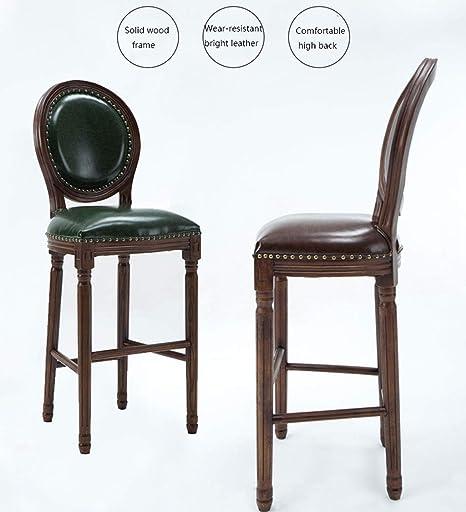 LHF Bar, café, chaise de restaurant, chaise haute en bois