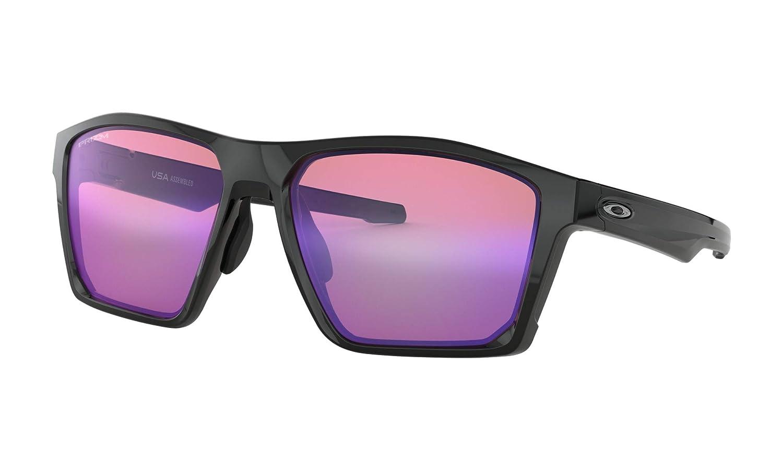 [オークリー] OAKLEY サングラス Targetline Asia Fit ターゲットライン アジアンフィット (OO9398-0158~0558) [並行輸入品]  フレーム: Polished Black/フレーム: Prizm Golf B07THRKFJ5