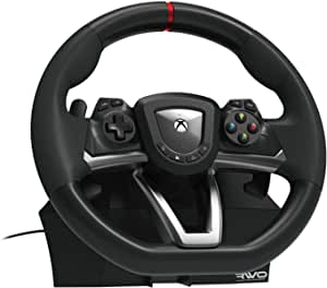 Racing Wheel Overdrive Designed for Xbox Series X S By HORI - Officially Licensed by Microsoft