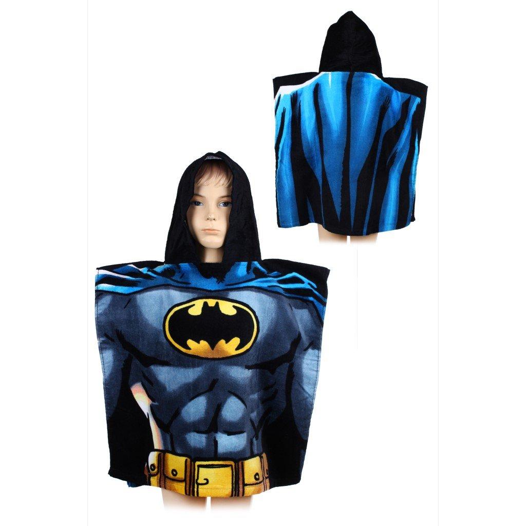Kids Batman Hooded Schwimmen//Beach Handtuch Poncho
