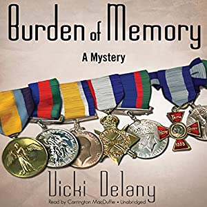 Burden of Memory Hörbuch