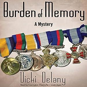 Burden of Memory Audiobook