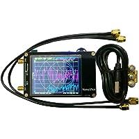 color tree HF VHF UHF UV VNA 50KHz-900MHz Analizador de antena Vector Analizador de red Probador