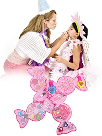 SH-Flying - Estuche de Maquillaje para niñas, niños: Amazon.es: Hogar