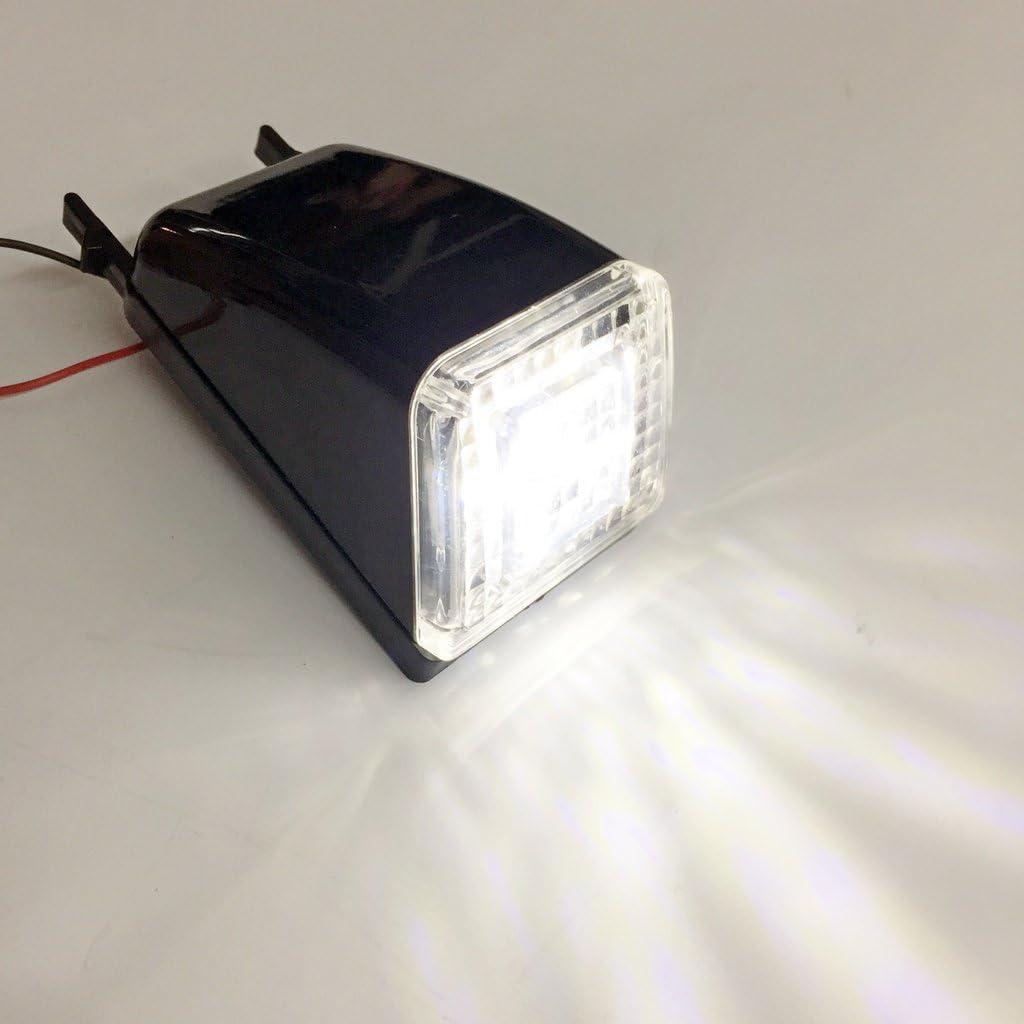 2 luces delanteras SMD LED blancas para cabina de techo para camiones FH FH12 FL