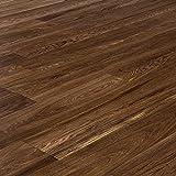 MAYKKE Heirloom Pine 47 Sq Ft Vinyl Plank Flooring 48x6 inch | Resembles Hardwood | Pack of 24, Easy Install JHA1000102