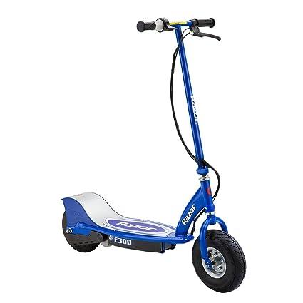 Amazon.com : Razor E300 Electric Scooter (Blue) : Sports Scooters