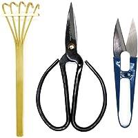 Kebinfen Bonsai gereedschapsset, bonsaiboom schaar, bonsai boom pruning tool kit Bonsai Baum Schere Werkzeug Set