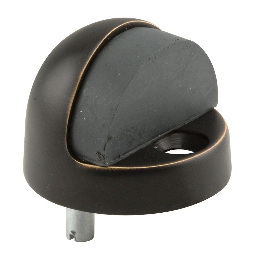 Prime-Line Products J 4791 Door Stop, 1-5/16 Dome Type, Oil Rubbed Bronze