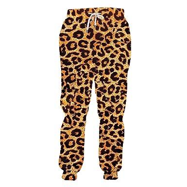 vente chaude en ligne 7e0e5 bf97e Pantalon Jogger Homme Mode Animal Long 3D Pantalon Imprimé ...