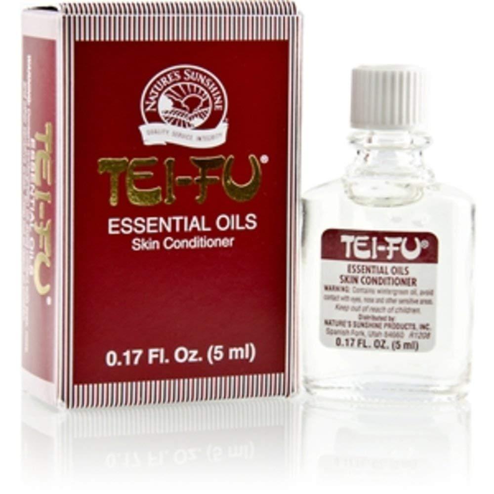 Essential Oil, Tei-Fu Mood Enhancing - 0.17oz
