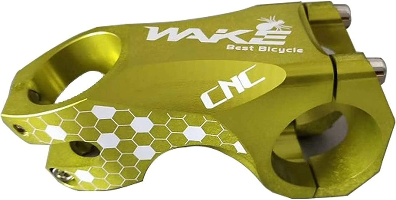 MTB 20 grados 31,8 x 60 mm BMX ciclismo para bicicleta de monta/ña de carreras Manillar para bicicleta de aleaci/ón de aluminio