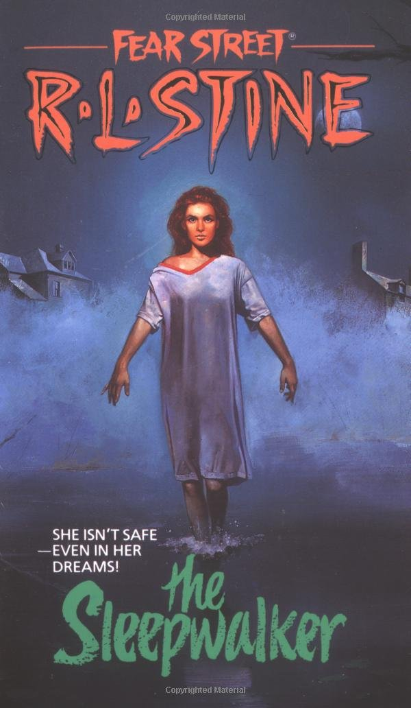 The Sleepwalker (Fear Street, No. 6)