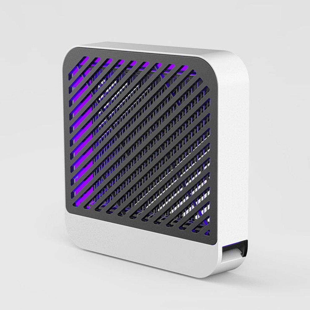 WUFENG 蚊ランプ 三次元 電気プラグタイプ LEDライト 電気ショックタイプ ハエを殺す 屋内 レストラン 忌避剤 アーティファクト 5W (色 : 白, サイズ さいず : 300X70X300mm) B07CWTS3K2  白 300X70X300mm
