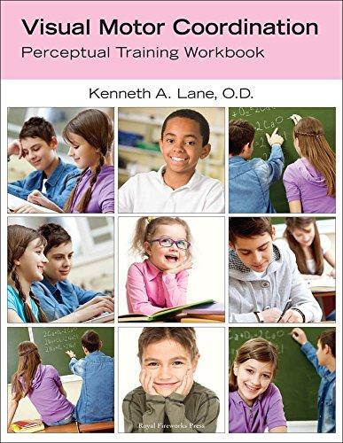 (Visual Motor Coordination Perceptual Training Workbook)