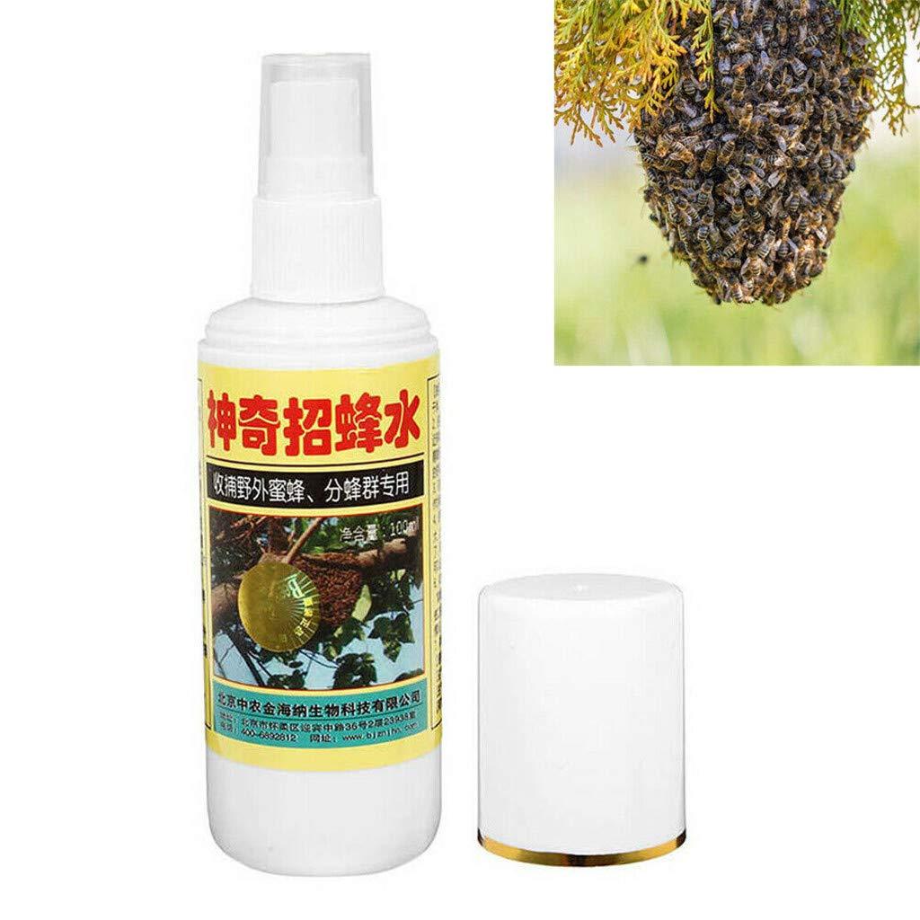 5 HoneyBee Swarm Lures Lure a FREE Swarm of Honeybees! Free Shipping