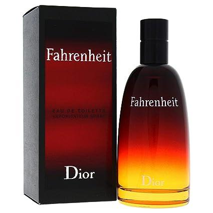 Dior - Fahrenheit - Eau de toilette para hombres - 100 ml