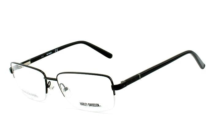 a5638b05d6 Harley-Davidson - Montures de lunettes - Homme Noir Noir Taille unique