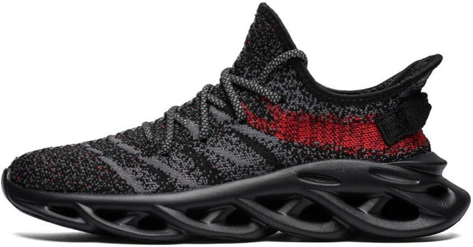 CNBKMG Nuevo Blade Zapatos para Correr Hombres Zapatillas Deportivas con Amortiguación De Tendencia Zapatillas Antideslizantes Ultra Boost Light Sport Al Aire Libre: Amazon.es: Deportes y aire libre