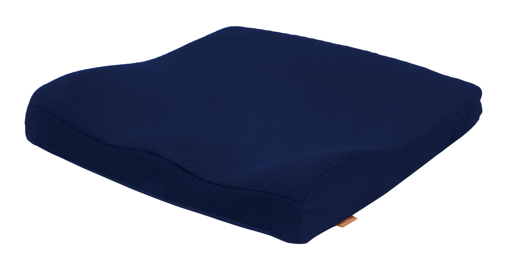 Japan Health and Beauty - Cushion TC-R046 Blue for Takano wheelchair *AF27*