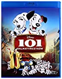 101 Dalmatians [Blu-Ray] (English audio. English subtitles)