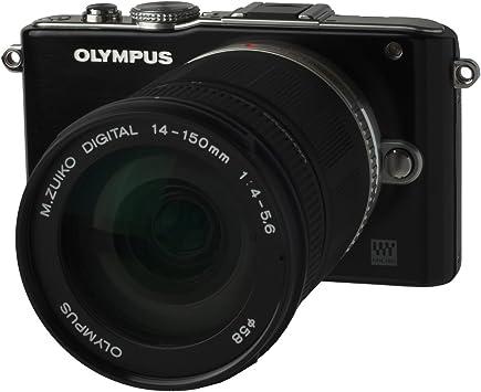 Olympus E-Pl3 Negra con 14-150mm Negro: Amazon.es: Electrónica