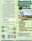 Wenatchee & Leavenworth, Washington Trail Map
