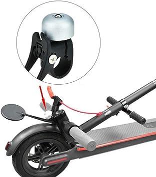 MXBIN Scooter eléctrico Bell M365 Cuerno Bicicleta Bicicleta ...