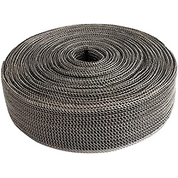 Heatshield Products 371025 1 Wide x 25 Lava Header and Exhaust Insulating Heat Wrap Roll