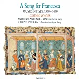 Song for Francesca